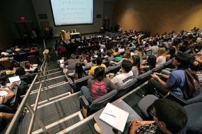 Hauptredner an der Internationalen Universität Florida (FIU), Miami, Florida