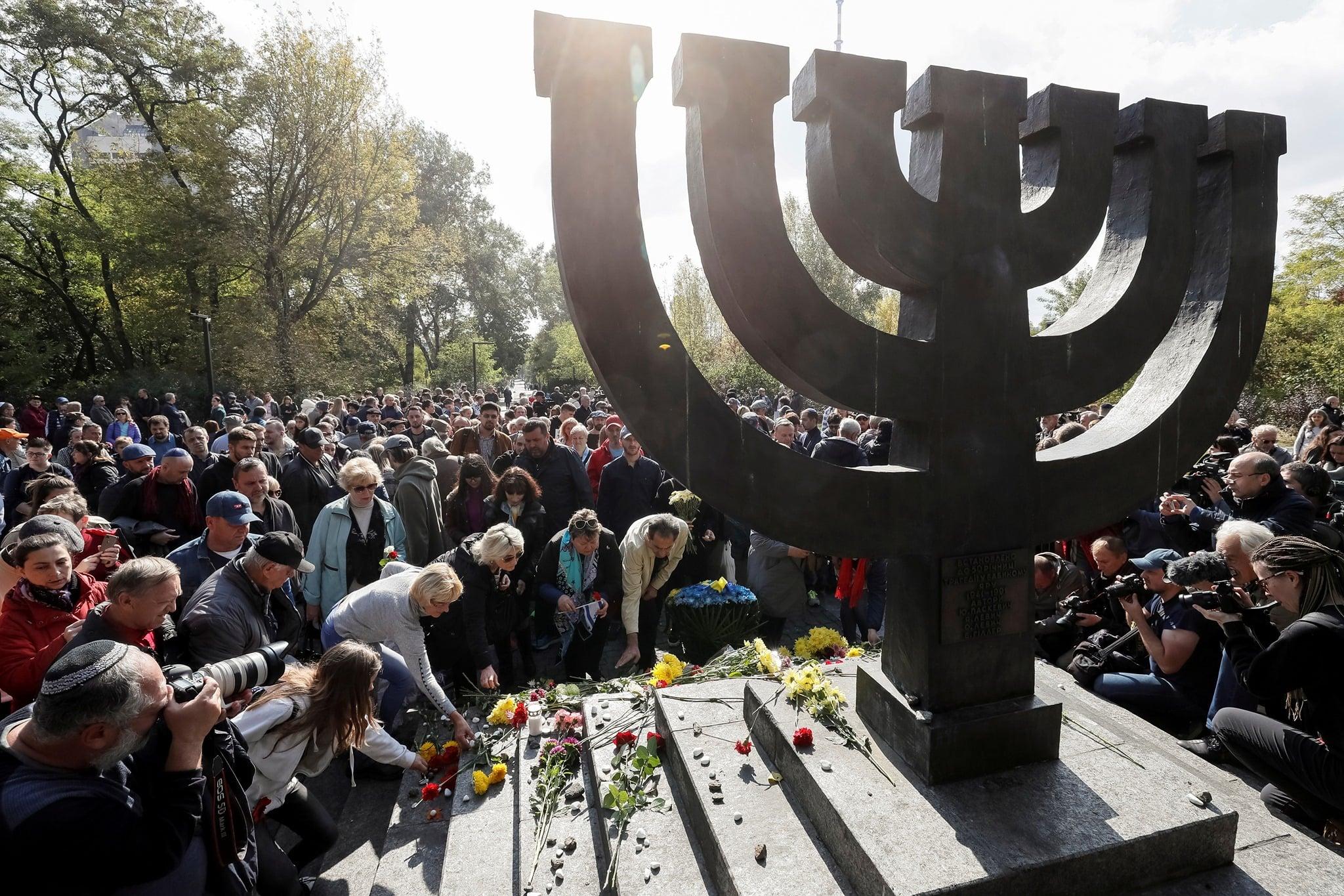 Babi Yar antisemitismo Israel holocausto