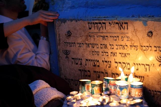 MIDEAST ISRAEL JUDAISM