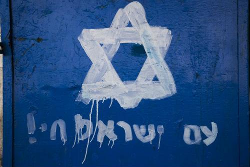 """""""היהודים הם הראשונים שהיו מודעים לכוח הטמון באחדות, והם האומה היחידה ששרדה מאז הזמנים העתיקים"""". (צילום: פלאש 90)"""