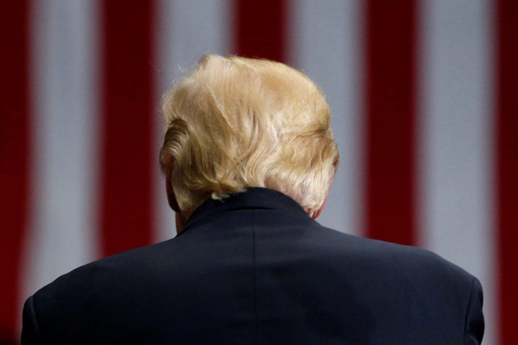 ויקם מלך חדש ושמו טראמפ