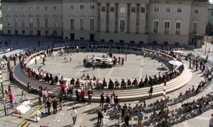 """Conferenza Internazionale """"La Tavola Delle Voci Libere"""" a Berlino, Germani"""