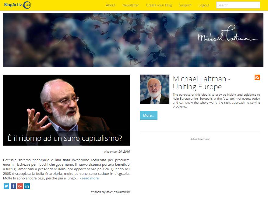 Blogactiv-Italy