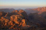 Una foto del Monte Sinai Credit: courtesy