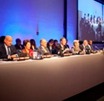 High Panel on Peace and Dialogue among Cultures. UN Headquarters, New York