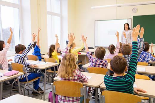 количество учеников в классе