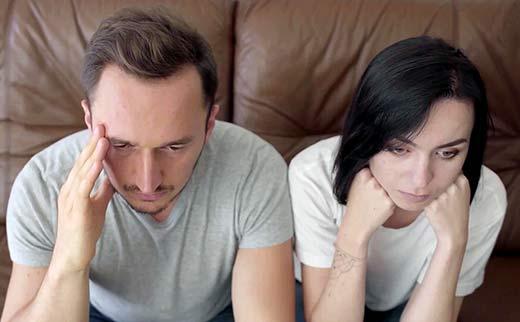 распадаются браки