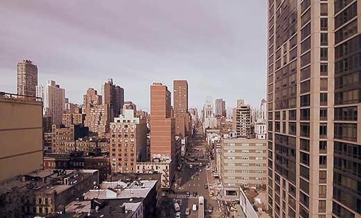 жить в городах
