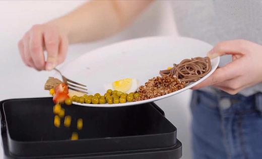 выбрасывать продукты