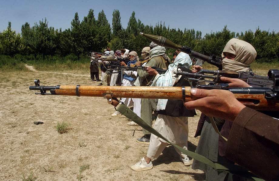 триумф талибов