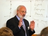 Michael Laitman discussed principles of Kabbalah in Russia